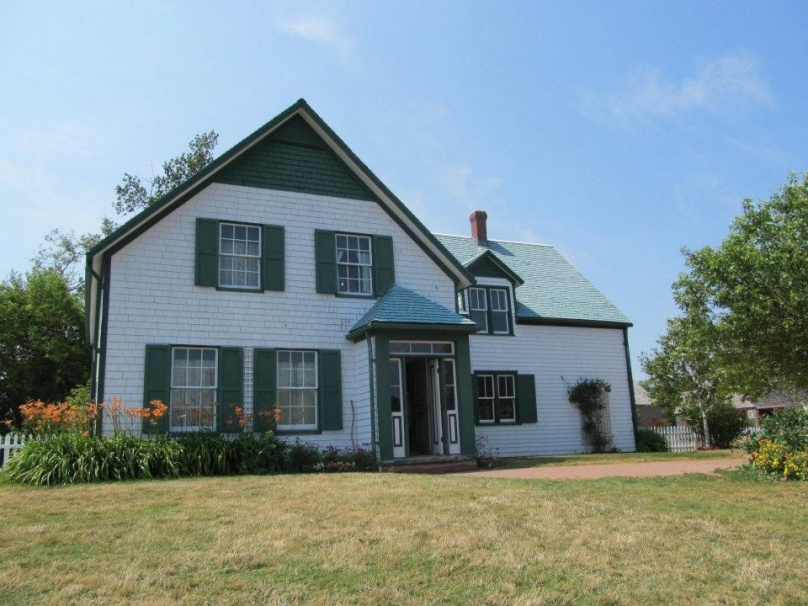 The 'fake' Green Gables House